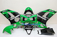 KAWASAKI NINJA ZX6R 03-04 ABS Fairing Monster