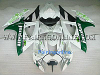 Jordan ABS Fairing Set 23pc - Suzuki GSXR 600/750 2006-2007