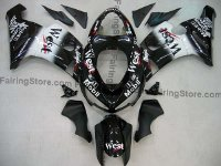 Kawasaki ZX6R Fairings 2005-2006 Type 3