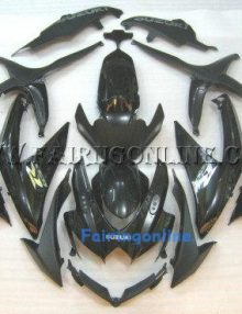 Gray ABS Fairing Set 25pc - Suzuki GSXR 600/750 2008-2009