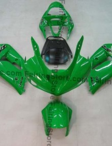 Kawasaki ZX6R Fairings 2003-2004 Type 3