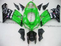 Kawasaki ZX6R Fairings 2005-2006 Type 1