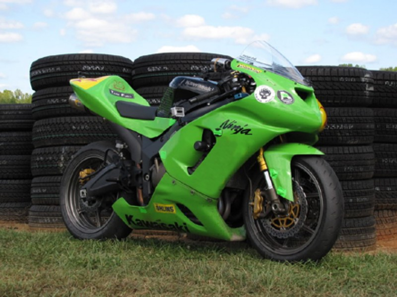 Easy Fairings Armour Bodies Pro-Series Race/Track Fairings: 05-06 Kawasaki Ninja ZX-6R