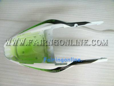 Honda CBR-600RR F5 2003-2004 ABS Fairing - Green -1