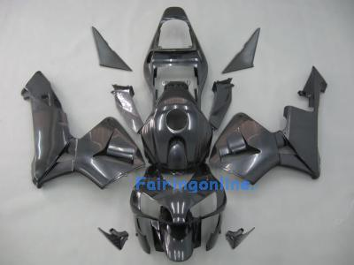 Honda CBR-600RR F5 2003-2004 ABS Fairing - Black -1