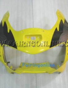 Honda CBR900RR 919 1998-1999 ABS Fairing -Yellow/Black