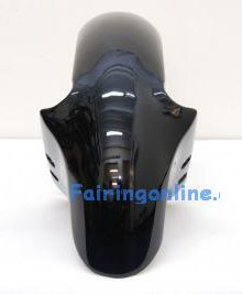 Black Type 1 ABS Fairing Set 13pc - Yamaha R1 1998-1999