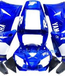 Blue Type 1 ABS Fairing Set 13pc - Yamaha R1 1998-1999