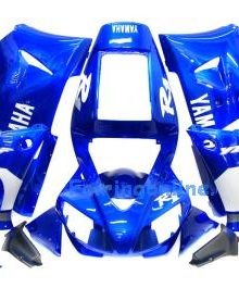 Blue Type 5 ABS Fairing Set 13pc - Yamaha R1 1998-1999