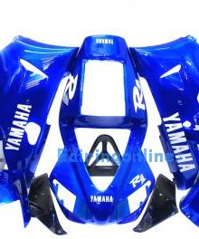 Blue Type 2 ABS Fairing Set 13pc - Yamaha R1 1998-1999