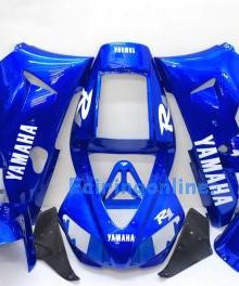 Blue Type 3 ABS Fairing Set 13pc - Yamaha R1 1998-1999