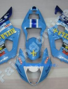 Suzuki GSXR 1000 2003-2004 ABS Fairing Set - Rizla