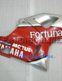 Fortuna Type 2 ABS Fairing Set 13pc - Yamaha R1 2000-2001