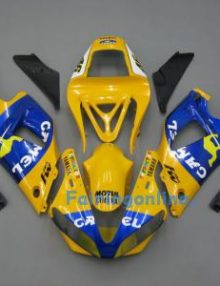 Camel ABS Fairing Set 13pc - Yamaha R1 2000-2001