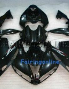 Black Type 3 ABS Fairing Set 15pc - Yamaha R1 2004-2006