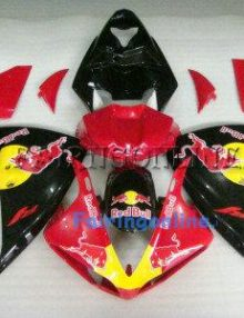YAMAHA YZF-R1 2009 ABS Fairing - Red Bull