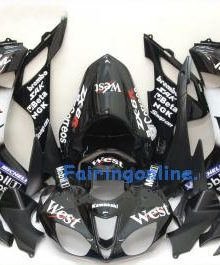 KAWASAKI NINJA ZX6R 2007-08 ABS Fairing West