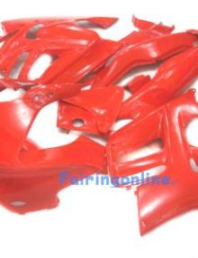 Honda CBR600 F3 1995-1998 ABS Fairing - RED