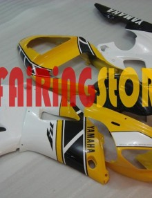 Yellow ABS Fairing Set 13pc - Yamaha R1 2000-2001