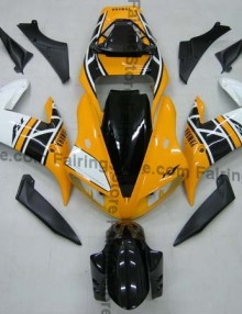 Type 1 ABS Fairing Set 16pc - Yamaha R1 2002-2003
