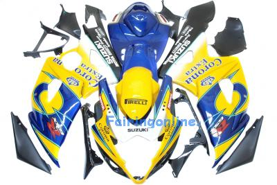 Suzuki GSXR 1000 2005-2006 ABS Fairing Set - Corona Type 2