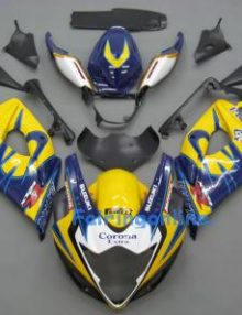 Suzuki GSXR 1000 2005-2006 ABS Fairing Set - Corona Type 4