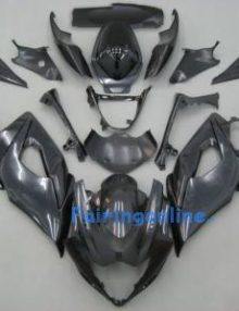 Suzuki GSXR 1000 2005-2006 ABS Fairing Set - Gray
