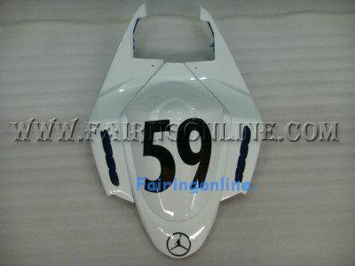 Suzuki GSXR 1000 2005-2006 ABS Fairing Set - Jordan Type 2