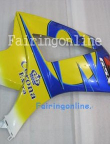 Suzuki GSXR 1000 2007-2008 ABS Fairing Set - Type 2
