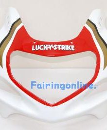 Lucky Strike ABS Fairing Set 11pc - Suzuki GSXR 600/750 2001-2003