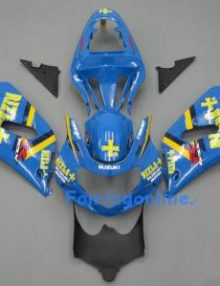 Rizla ABS Fairing Set 11pc - Suzuki GSXR 600/750 2001-2003