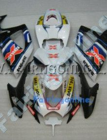 Dark Dog ABS Fairing Set 23pc - Suzuki GSXR 600/750 2006-2007