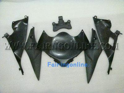 Gray ABS Fairing Set 23pc - Suzuki GSXR 600/750 2006-2007