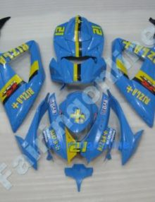Rizla ABS Fairing Set 25pc - Suzuki GSXR 600/750 2008-2009