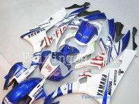 Fiat Type 1 ABS Fairing Set 19pc - Yamaha R6 2006-2007
