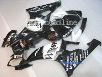 Black West ABS Fairing Set 19pc - Yamaha R6 2006-2007