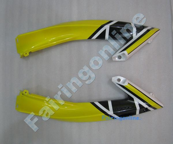 Yellow/Black/White ABS Fairing Set 19pc - Yamaha R6 2006-2007