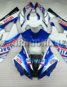 Sterilgarda ABS Fairing Set 19pc - Yamaha R6 2006-2007