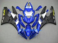 Blue/Black ABS Fairing Set 19pc - Yamaha R6 2006-2007