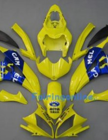Camel ABS Fairing Set 19pc - Yamaha R6 2006-2007