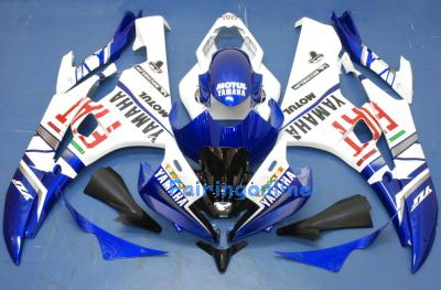 Fiat Type 2 ABS Fairing Set 19pc - Yamaha R6 2006-2007