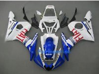 Fiat Type 3 ABS Fairing Set 13pc - Yamaha R6 2003