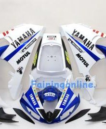 Fiat Type 1 ABS Fairing Set 10pc - Yamaha R6 2003-2005