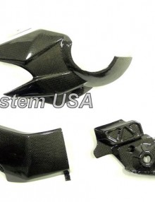 Bestem Carbon Fiber Engine Covers / Fairings Set - Honda CBR 1000 2008-2010