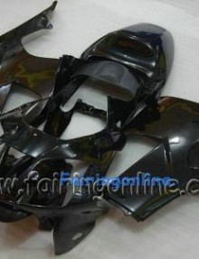 Honda VFR1000 RC51 2000-2006 ABS Fairing - All Black