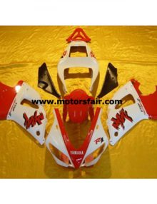 Yamaha R1 1998-1999 ABS Fairing - Red/White