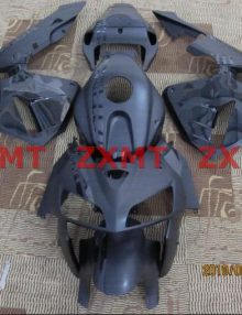 ZXMT Black ABS Fairing Set 17pc - Honda CBR 600RR 2005-2006