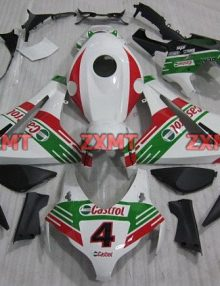 ZXMT Castrol ABS Fairing Set 19pc - Honda CBR 1000RR 2008-2009