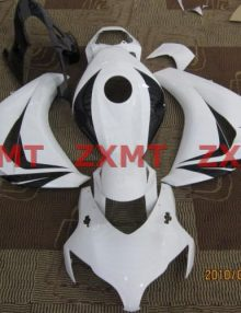 ZXMT White ABS Fairing Set 19pc - Honda CBR 1000RR 2008-2009
