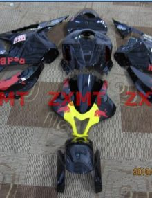 ZXMT Black Red Bull ABS Fairing Set 26pc - Honda CBR 600RR 2009-2012